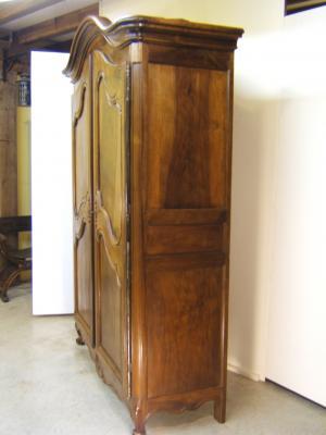 Venta de armario antiguo de casta o tienda antiguedades - Armarios antiguos restaurados ...