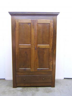 Venta de armario antiguo de roble tienda antiguedades online for Muebles de roble antiguos