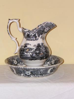 Ceramicas y porcelanas antiguas