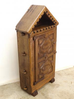Alacena Antigua De Roble Restaurada Muebles Antiguos Y