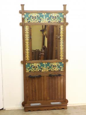 Percheros parag eros antiguos archivos muebles antiguos - Perchero recibidor antiguo ...