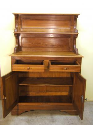 Aparador antiguo restaurado de casta o muebles antiguos - Aparadores antiguos restaurados ...