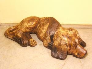 Objetos de madera antiguos