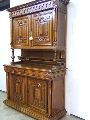 Venta de aparador antiguo tienda antiguedades online for Fotos de muebles antiguos restaurados