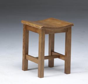 Taburete madera roble
