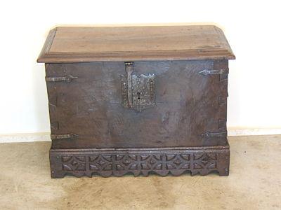 arcas de nogal antiguas 1616