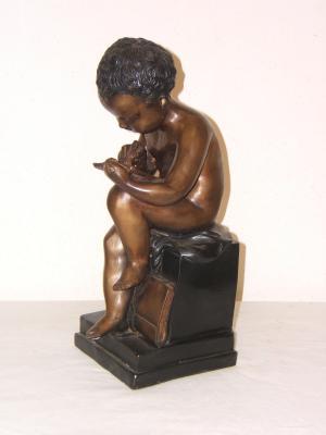 Esculturas y figuras antiguas