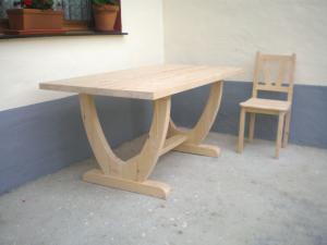 Comprar mesa rstica de pino Tienda antiguedades online