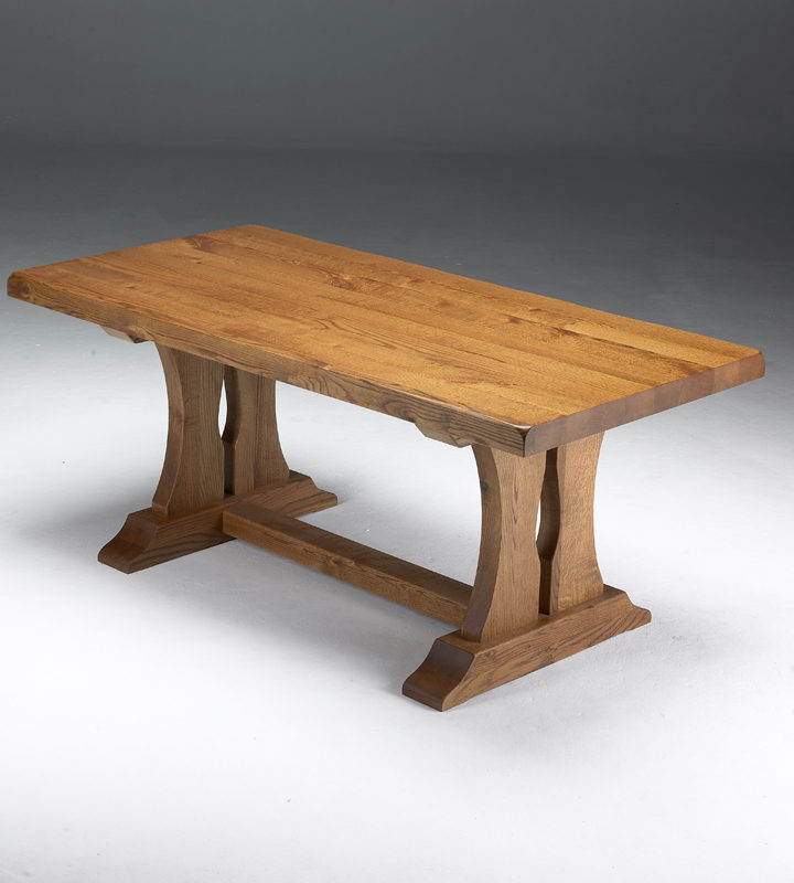 Mesas r sticas de madera archivos muebles antiguos y for Mesas para bar rusticas