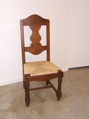 sillas asiento enea