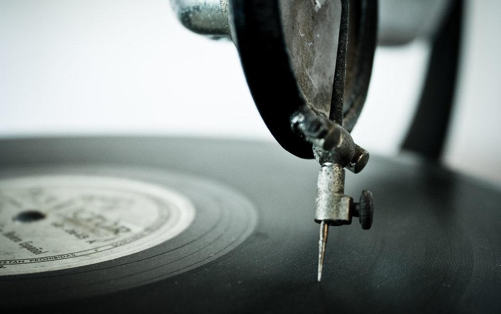 Zumadia-gramofono