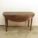 mesa antigua de nogal 31317