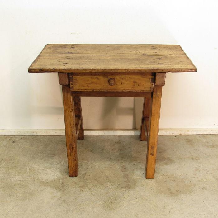 mesa tocinera antigua 3137