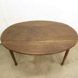 mesas antigua ovalada 31317