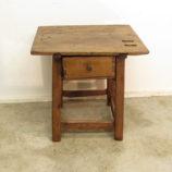 mesas antiguas tocineras 31317