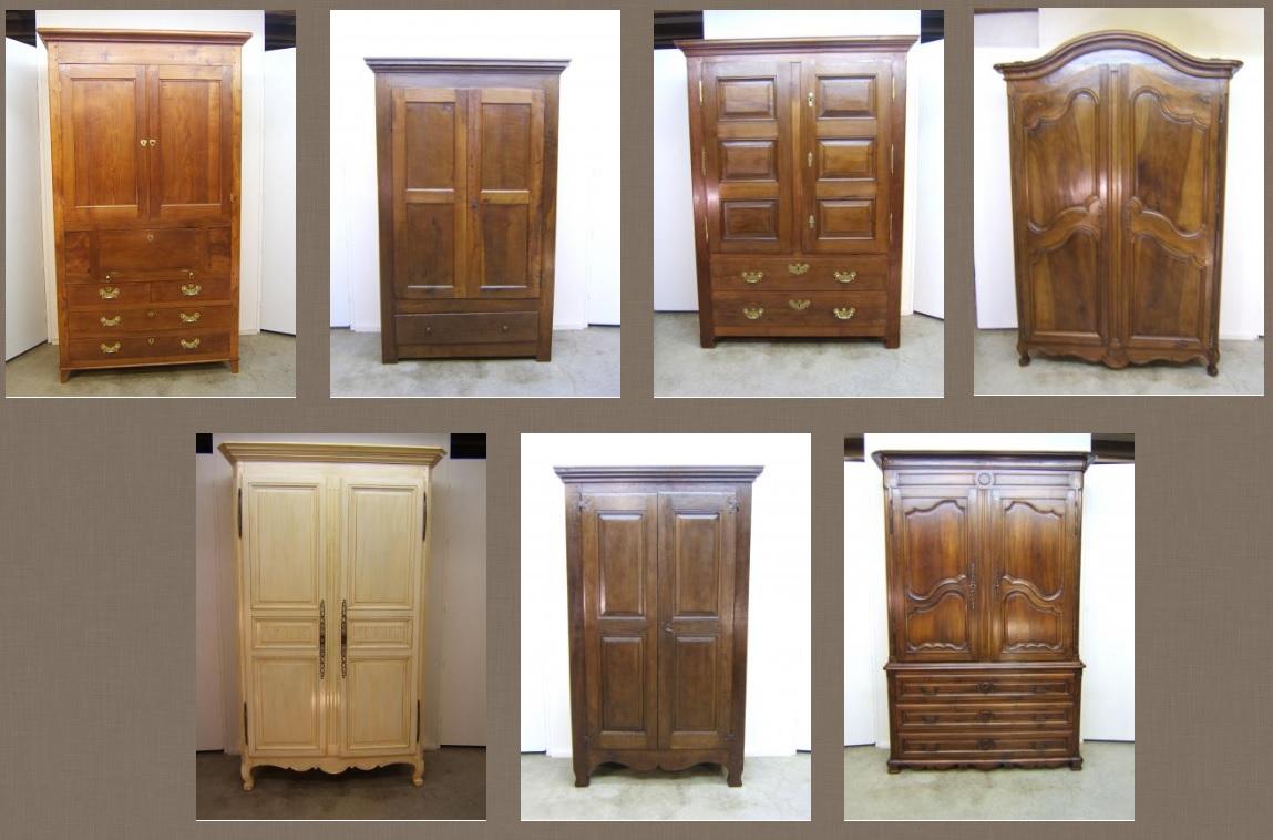 Venta muebles restaurados idea creativa della casa e - Muebles antiguos restaurados ...