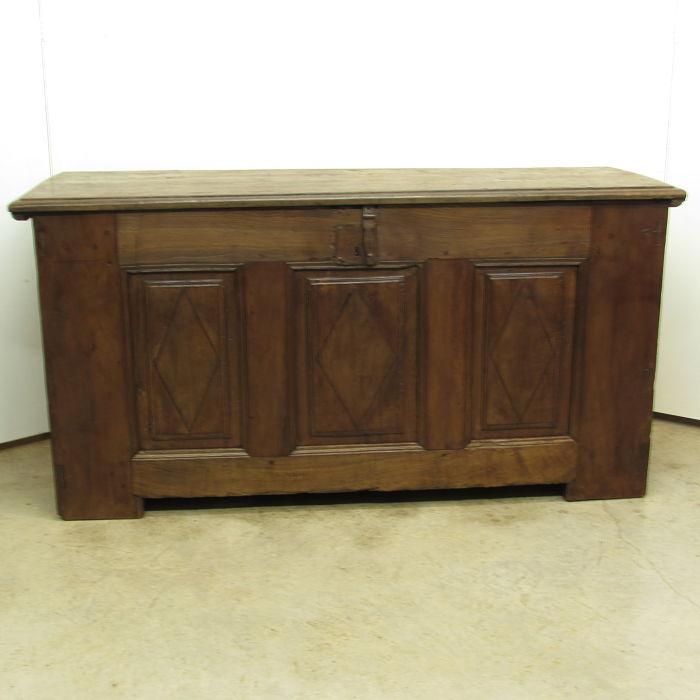arca antigua de madera 27617
