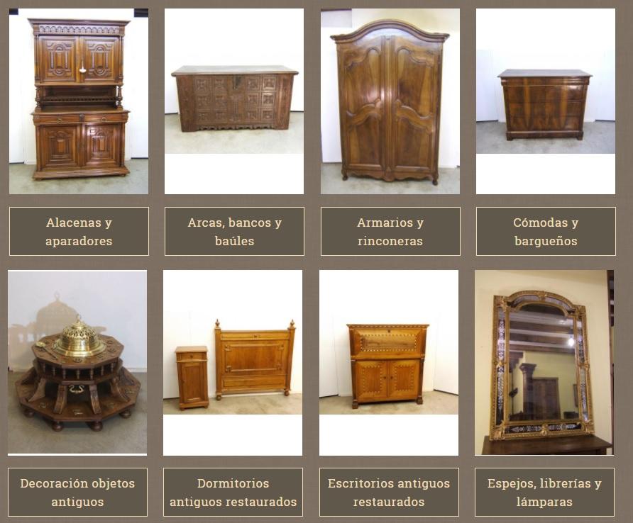 El arte de restaurar muebles antiguos zumadia for Reparacion de muebles antiguos