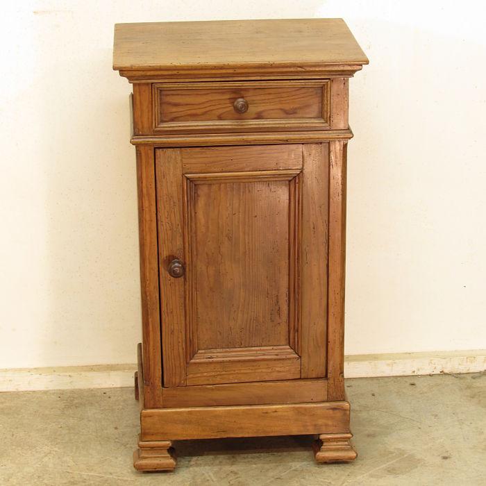 Mesilla antigua restaurada de pino muebles antiguos y - Cabeceros antiguos restaurados ...