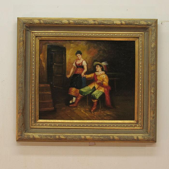 pintura antigua 231017 9