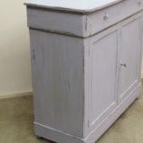 cómoda antigua pintada a la tiza 191217
