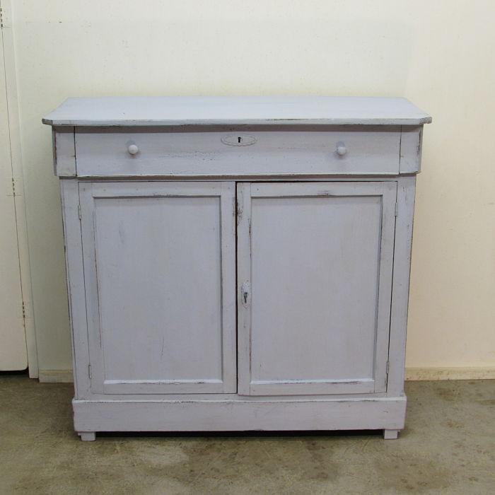 cómoda antigua pitada 191217