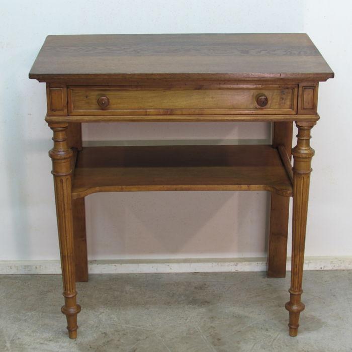 mesa consola antigua 101217