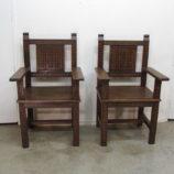 sillones antiguos restaurados 19418