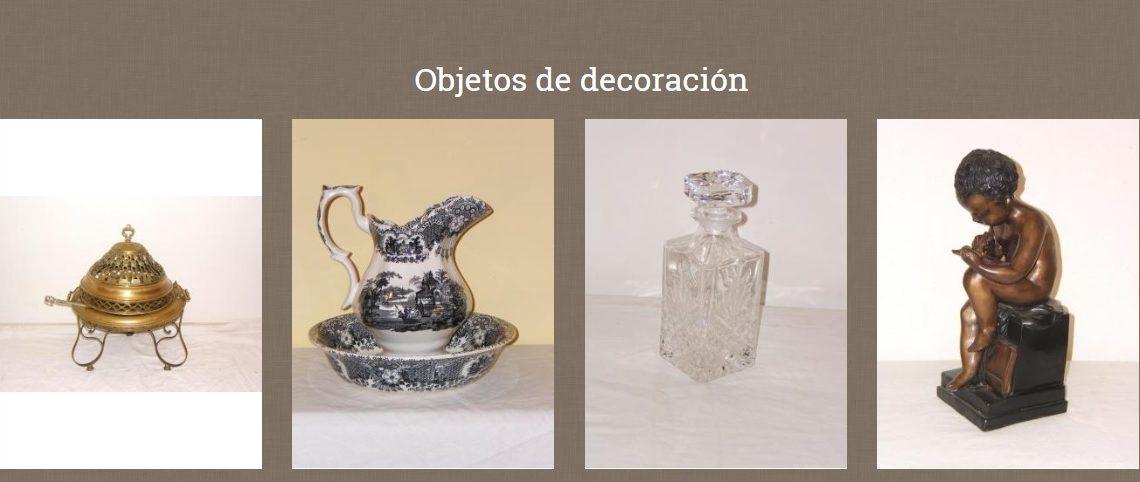 zumadia piezas antiguas decorativas