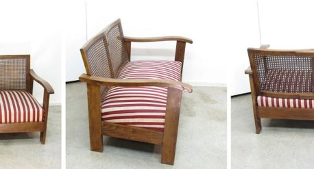 Comprar muebles antiguos tienda online de muebles antiguos - Banco tapizado ...