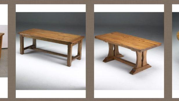 zumadia mesas rusticas personalizadas