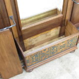 Paragüero antiguo madera 14918