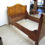 Cama antigua de madera 201018