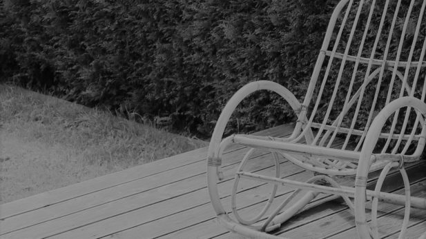 Chair Garden Seat Balcony Rocking Chair Terrace