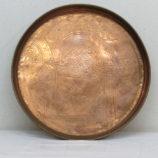 bandeja antigua de cobre 231118