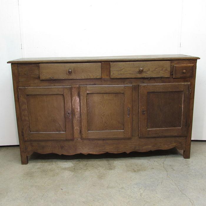 Aparador antiguo de madera 16119