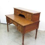 mesa escritorio antigua 9319