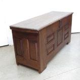 arcón antiguo de madera 15519