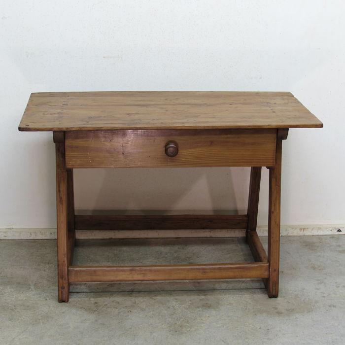 mesa antigua rustica 20519