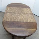 mesa antigua de nogal 13619