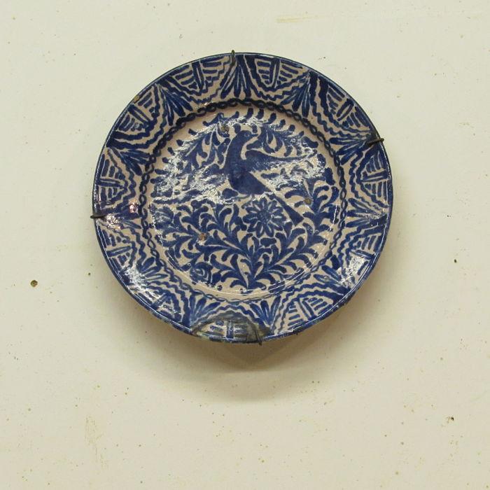 plato antiguo de Fajalauza 2619