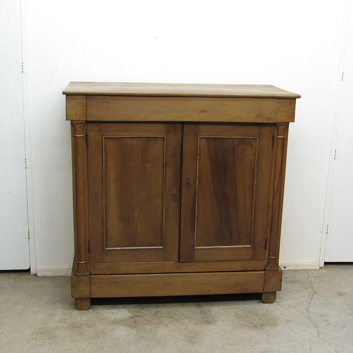 cómoda antigua nogal 17120