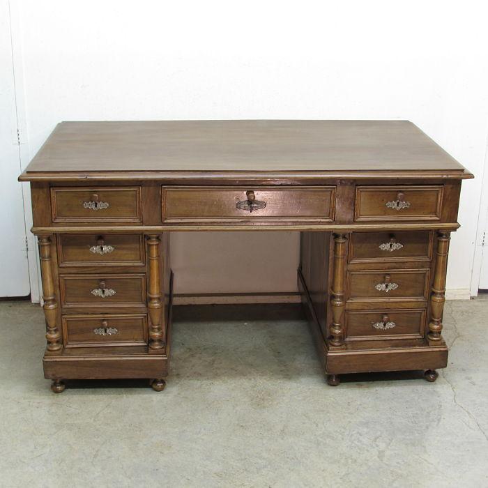Mesa escritorio antiguo 11320