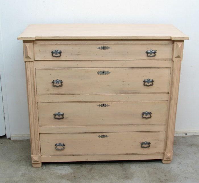 Muebles antiugos acabado vintage