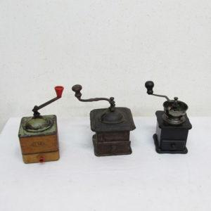 molinillos antiguos de café