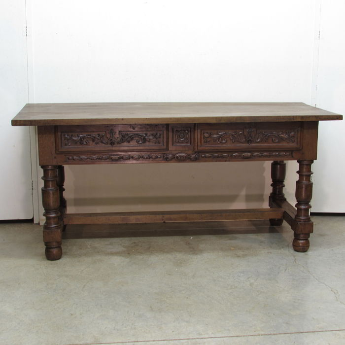 mesas antiguas de refectorio 1321