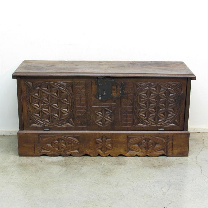 arca antigua abatible 10421